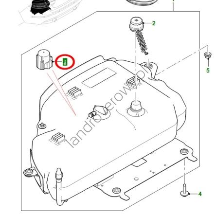 Moduł zasilania pompka pompa płynu systemu SCR ADBLUE